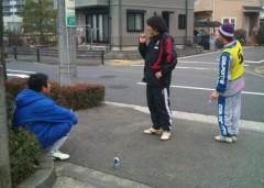 雅久 公式ブログ/夜中に出会ったナンバー1(*゜▽゜*)ノと…サッカーの練習★  画像1