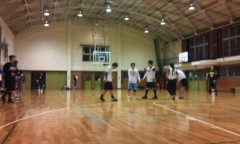 雅久 公式ブログ/バスケ練習。とラーメン屋のあんちゃん(*゜▽゜*)ノ 画像1