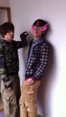 ShunKan 公式ブログ/仮面の男 画像2