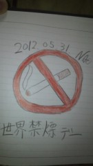 ShunKan 公式ブログ/世界禁煙。。。★武田尚也です 画像1