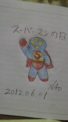 ShunKan 公式ブログ/ スーパーマン。。。★武田尚也です 画像1