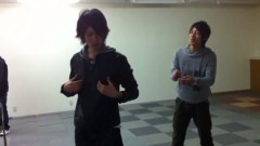 ShunKan 公式ブログ/稽古場にて 画像1