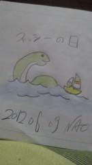 ShunKan 公式ブログ/ネッシー。。。★武田尚也です 画像1