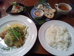 ShunKan 公式ブログ/橋本リュウジ★lunch 画像1