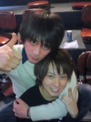 ・ 公式ブログ/斉藤慶太さんと… 画像1