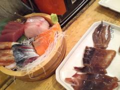 潮田愛深 公式ブログ/魚介っ☆魚介っ 画像2