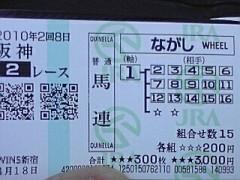 愛知万博(chu×3チューブ) 公式ブログ/競馬予想GI皐月賞 画像3