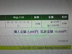 愛知万博(chu×3チューブ) 公式ブログ/競馬WIN5ゲット! 画像1
