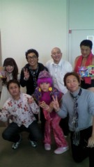 ホリ 公式ブログ/VS嵐〜原口さんとコラボ 画像2