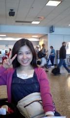 大和田礼子 公式ブログ/アメリカから帰ってきました。 画像1