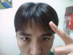 城野マサト(木野雅仁) 公式ブログ/今夜、坊主頭にします!(今夜,要秃头!) 画像1