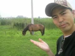 城野マサト(木野雅仁) 公式ブログ/お馬さん 画像2