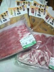城野マサト(木野雅仁) 公式ブログ/お肉たくさん■肉很多 画像1
