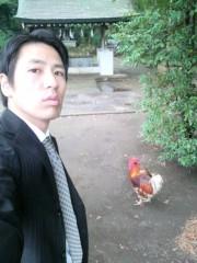 城野マサト(木野雅仁) 公式ブログ/とある神社で 画像1