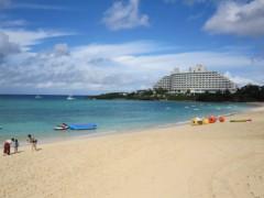 西山さやか 公式ブログ/撮影 in 沖縄 画像1