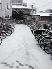 森山翔悟 公式ブログ/初雪 画像1