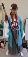 南結衣 公式ブログ/新撰組☆ 画像2