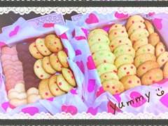 南結衣 公式ブログ/お菓子 画像2