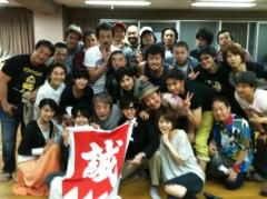 鼓太郎 公式ブログ/稽古場終了! 画像1