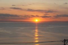 川島けん 公式ブログ/[夕焼けハンター] 久々に出たな。 画像1