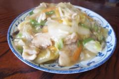 川島けん 公式ブログ/[Lunch]具沢山中華丼 画像1