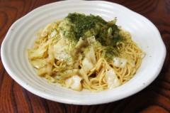 川島けん 公式ブログ/[Lunch]焼かない焼きそばとマルシンハンバーグ贅沢仕立て。 画像1
