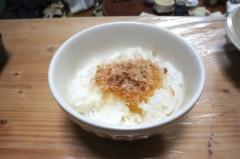 川島けん 公式ブログ/[夜食]白米旨い! 画像3