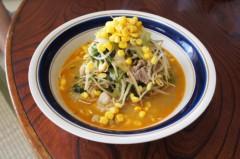 川島けん 公式ブログ/[Lunch]辛味噌ラーメン。 画像1