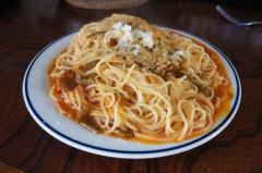 川島けん 公式ブログ/[Lunch]ナポリタン(昨日のお昼)。 画像1