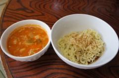 川島けん 公式ブログ/[Lunch]辛だれつけ麺。 画像1