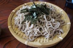 川島けん 公式ブログ/[Lunch]もりそば 画像3