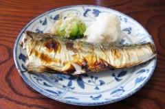 川島けん 公式ブログ/[Lunch]塩鯖焼きごはん 画像2