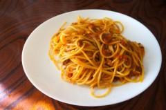 川島けん 公式ブログ/[Lunch]ミートソースパスタ その2 画像2
