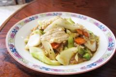 川島けん 公式ブログ/[Lunch]豆豉で中華丼 画像1