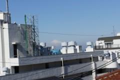 川島けん 公式ブログ/青い空に富士山 画像1