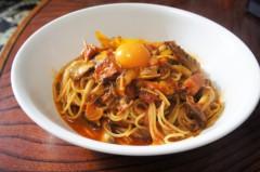 川島けん 公式ブログ/[Lunch]茸のアラビアータ。 画像1