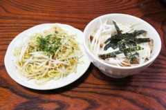 川島けん 公式ブログ/[Lunch]ニミ焼きそばと小煮豚丼 画像1