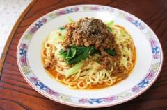 川島けん 公式ブログ/[Lunch]冷やし坦々麺 画像1