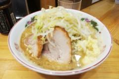 川島けん 公式ブログ/【食べモノ】ラーメン神豚 画像1