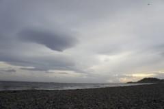 川島けん 公式ブログ/誰もいない海から 画像3