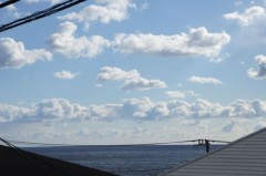 川島けん 公式ブログ/【Life】きれいな空 画像2