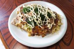 川島けん 公式ブログ/[Lunch]カレーうどんキャベツのせ 画像1