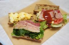 川島けん 公式ブログ/[Lunch]偽サブウェイ 画像2