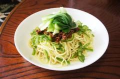 川島けん 公式ブログ/[Lunch]汁無し坦々麺 画像1