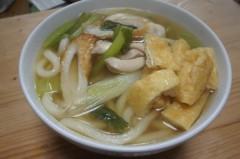 川島けん 公式ブログ/[Lunch]鳥うどん 画像1