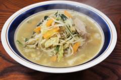 川島けん 公式ブログ/[Lunch]野菜煮込みラーメン 画像1