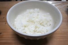 川島けん 公式ブログ/[夜食]白米旨い! 画像1