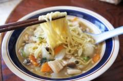 川島けん 公式ブログ/[Lunch]野菜あんかけ中華そば. 画像2