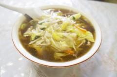 川島けん 公式ブログ/お気に入りのサンマー麺 画像1