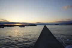川島けん 公式ブログ/[夕焼けハンター]天気が良かったので久しぶりに 画像1